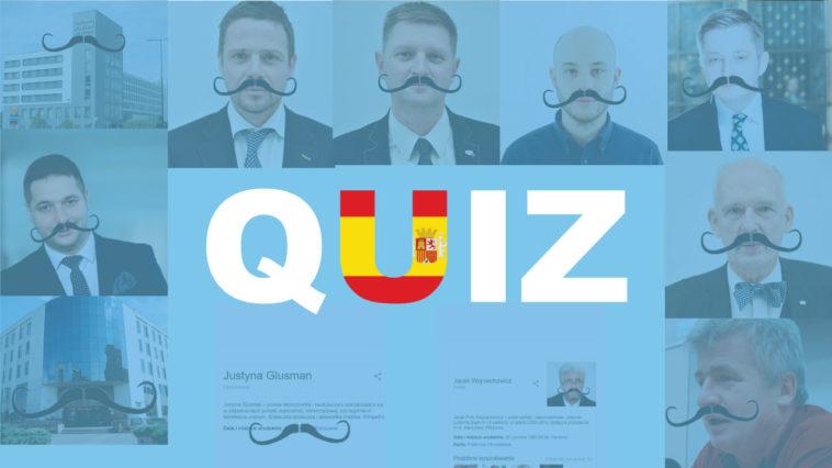 Lista kandydatów na Prezydenta Warszawy po hiszpolsku