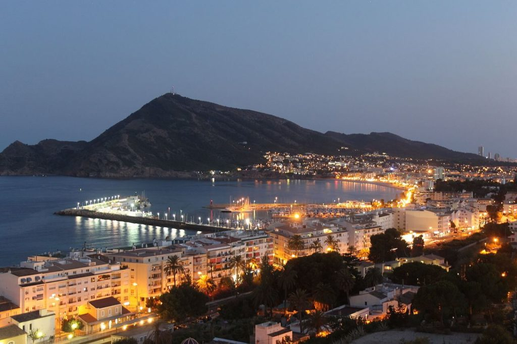 Costa Blanca - Altea
