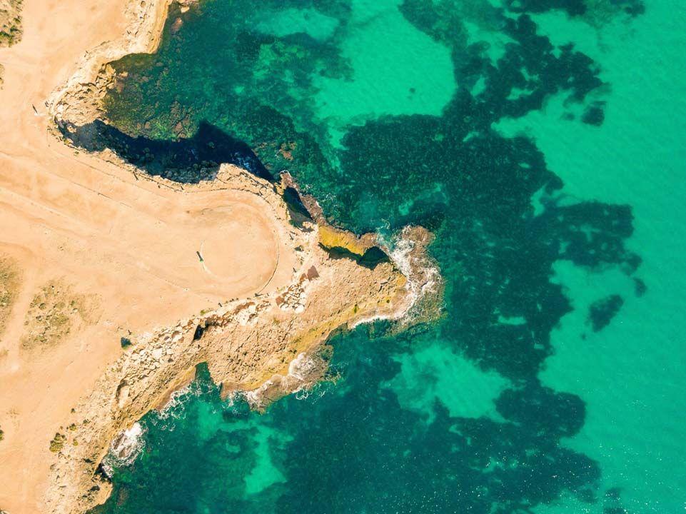 Torrevieja - czyste morze