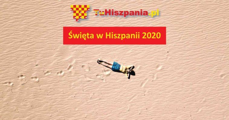 Święta w Hiszpanii 2020