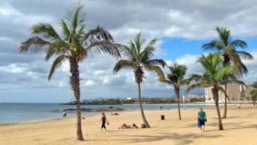 Lanzarote Atrakcje Turystyczne