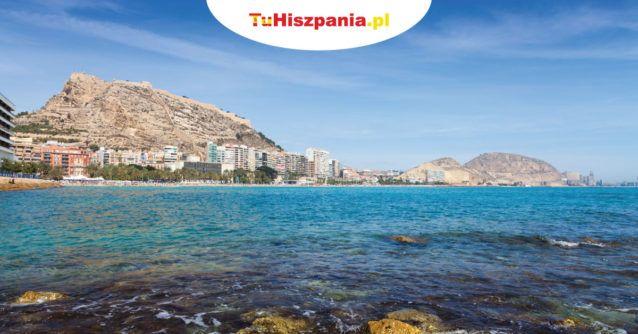 Alicante pogoda i klimat