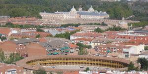 Hiszpańskie miasta nad Tagiem (rzeką Tag)